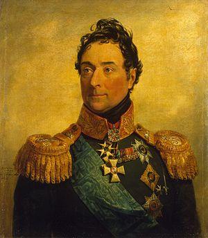 Louis Alexandre Andrault de Langeron