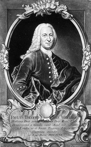 Paul Gottlieb Werlhof