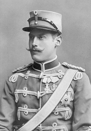 Prince Harald of Denmark