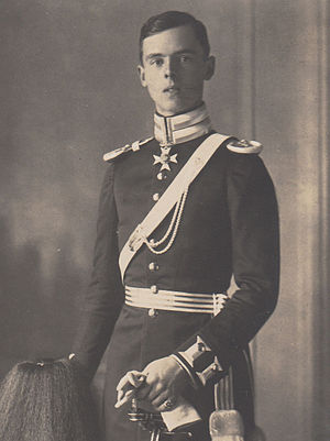Prince Wolrad of Waldeck and Pyrmont