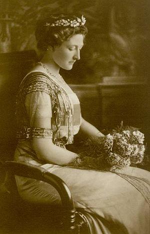Princess Isabella Antonie of Croÿ