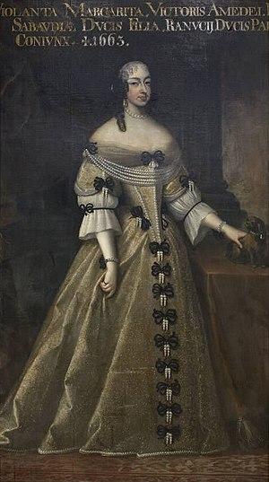 Princess Margaret Yolande of Savoy