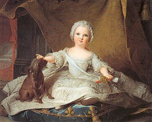 Princess Marie Zéphyrine of France