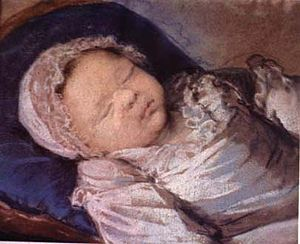 Princess Sophie Hélène Béatrice of France