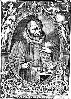 Salomon Schweigger