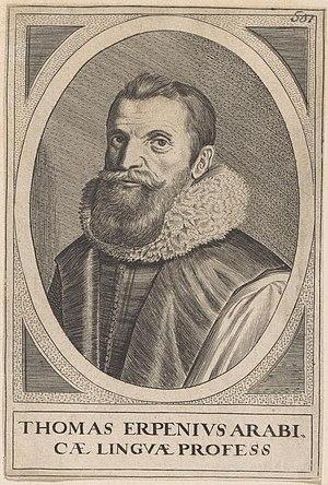 Thomas van Erpe