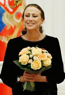 Maya Plisetskaya