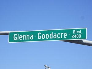 Glenna Goodacre