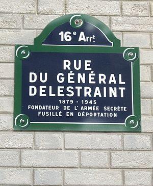 Charles Delestraint