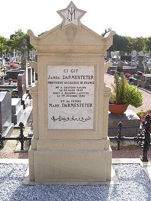 James Darmesteter