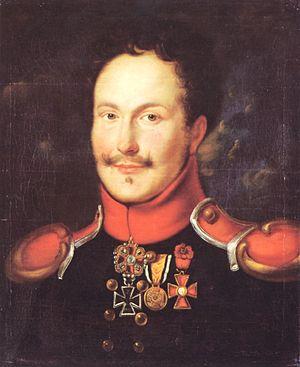Friedrich de la Motte Fouqué