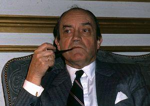 Claude Cheysson