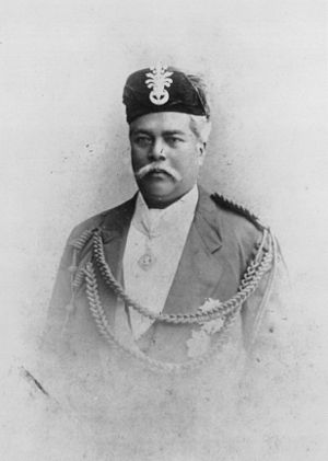 Abu Bakar of Johor