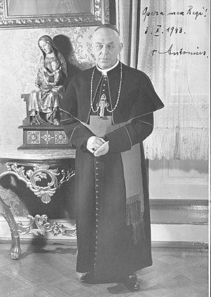 Antonius Hilfrich