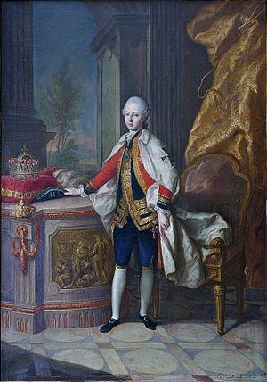 Archduke Maximilian Francis of Austria