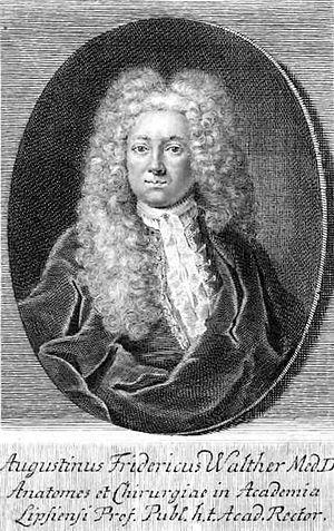 Augustin Friedrich Walther