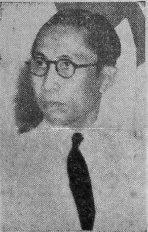 Bahder Djohan