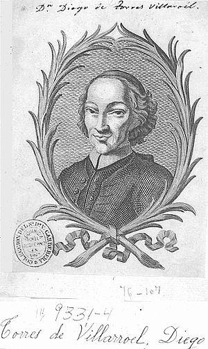 Diego de Torres Villarroel
