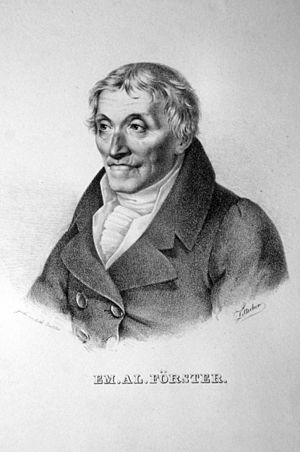 Emanuel Aloys Förster