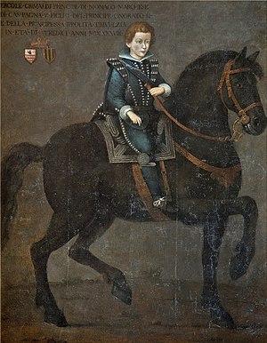 Ercole, Marquis of Baux