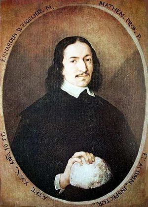 Erhard Weigel