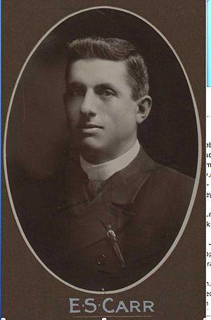 Ernest Carr