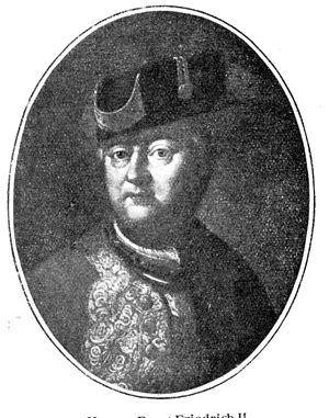 Ernst Frederick II