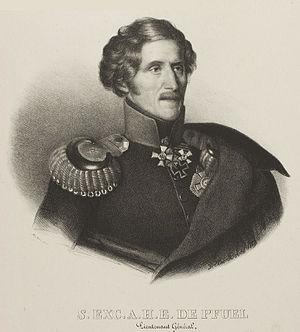 Ernst von Pfuel