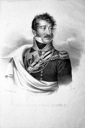 Ferdinand, 5th Prince Kinsky of Wchinitz and Tettau