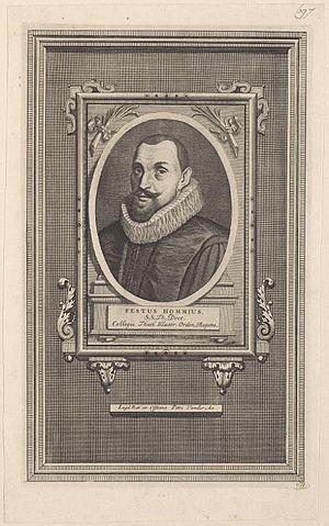 Festus Hommius