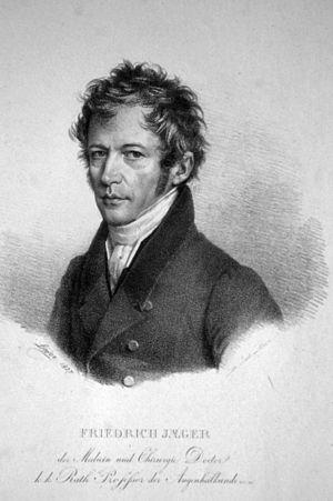 Friedrich Jäger von Jaxtthal