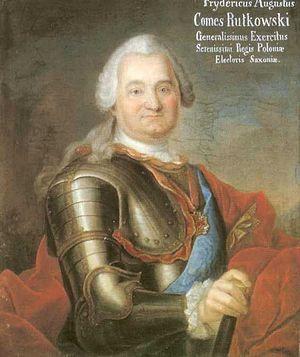 Frederick Augustus Rutowsky