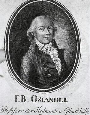 Friedrich Benjamin Osiander