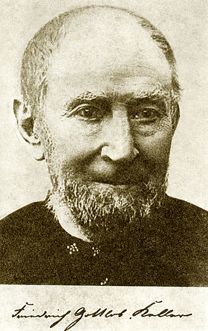 Friedrich Gottlob Keller