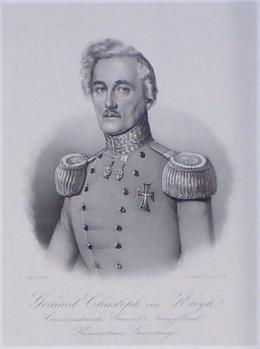 Gerhard Christoph von Krogh