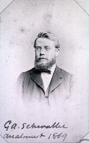 Gustav Schwalbe