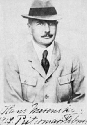 Hans Merensky