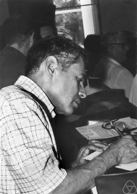 Irving Segal