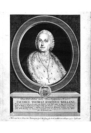 Jacob Thomas Jozef Wellens