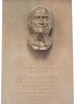 Janko Alexy