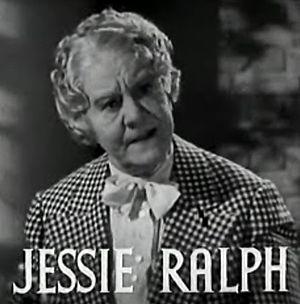 Jessie Ralph