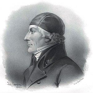 Johan Gottlieb Gahn