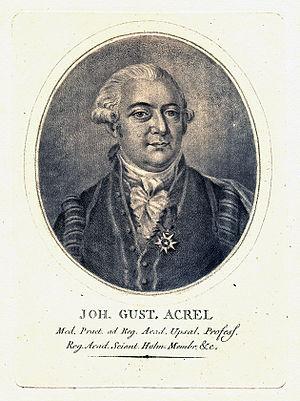 Johan Gustaf Acrel