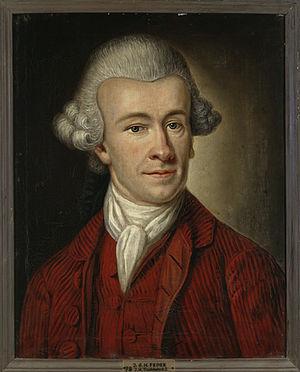 Johann Georg Heinrich Feder