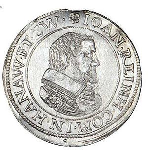 Johann Reinhard I