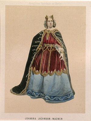 Johanna Jachmann-Wagner