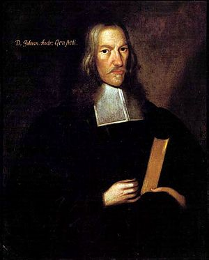 Johannes Andreas Quenstedt