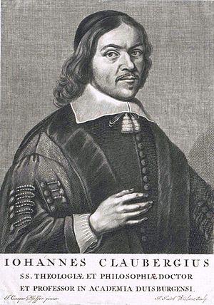Johannes Clauberg
