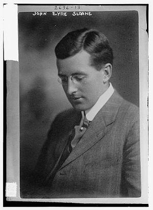 John Eyre Sloane
